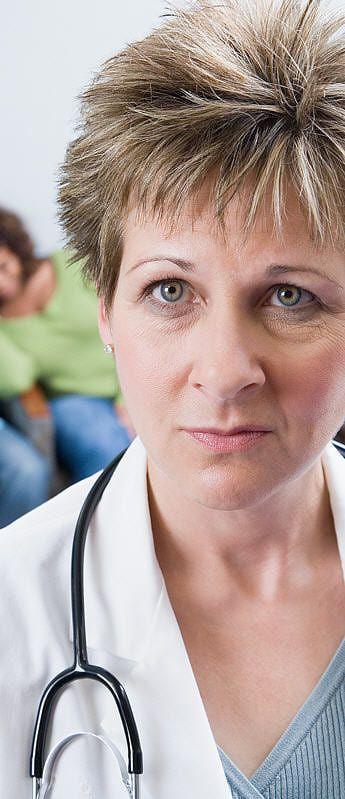 Should doctors dating patients