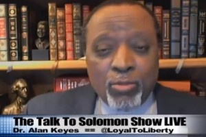"Alan Keyes: Gay marriage is the ""archetype of all crimes against humanity"""