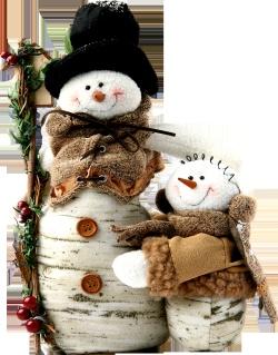 Snowmen Home Decor...snowmen are so fun to collect