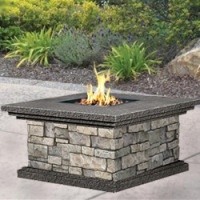 Bond canyon ridge fire table garden pinterest fire for Concreteworks fire table