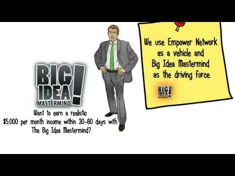 Big Idea Mastermind Review with FREE BONUSES WORTH $1,997+++