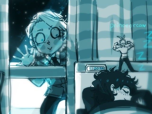 When Aoyama Was Being Really Creepy To Izuku Spying At Him Through His Bedroom Winow My Hero My Hero Academia Memes Hero Academia Characters
