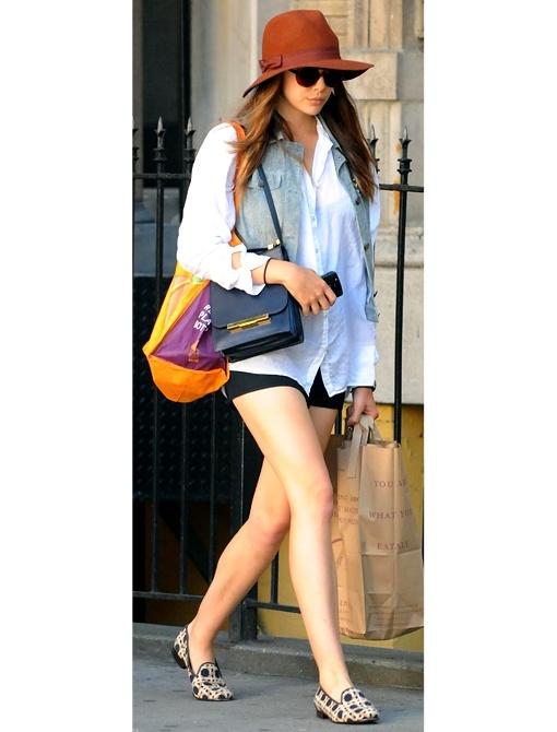 Love that Lizzie Olsen! via @Who What Wear Looks We Love: Hot Summer Days