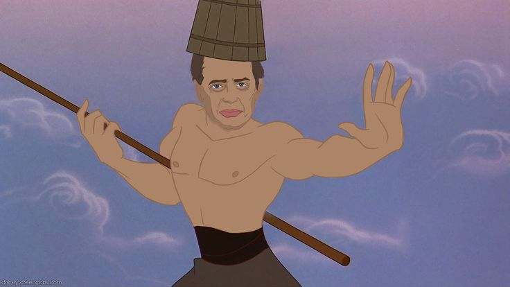 And Steve Buscemi as Li Shang.