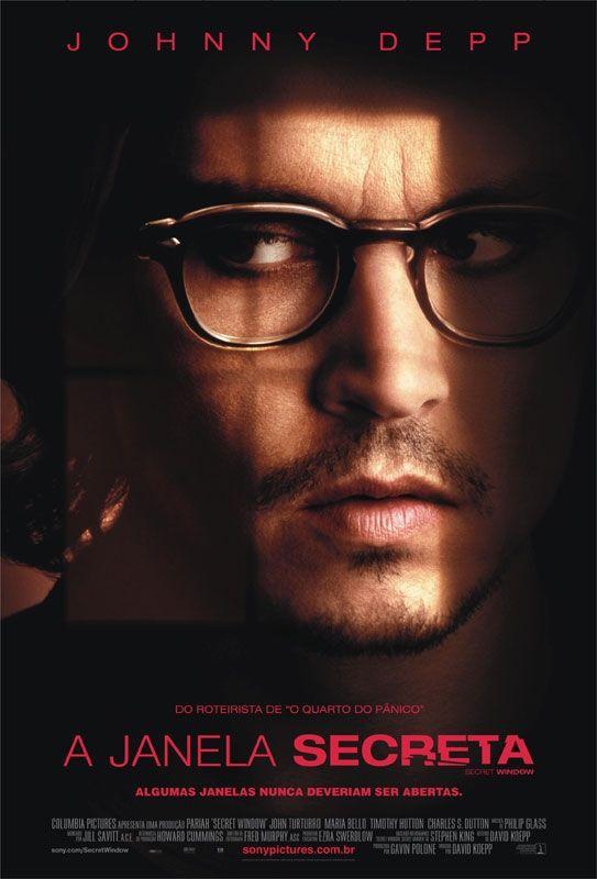 Um filme de David Koepp com Johnny Depp, Maria Bello : Mort Rainey (Johnny Depp) é um escritor em crise, que acaba de se separar de sua esposa (Maria Bello) após tê-la flagrado com outro homem. Mort decide se isolar em uma cabana à beira do lago Tashmore, em busca de tranquilidade. Porém lá aparece Jo...