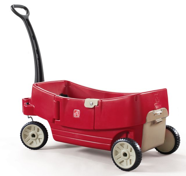 The 8 Best Wagons to Improve Your Child's Motor Skills: Step 2 All Around Wagon
