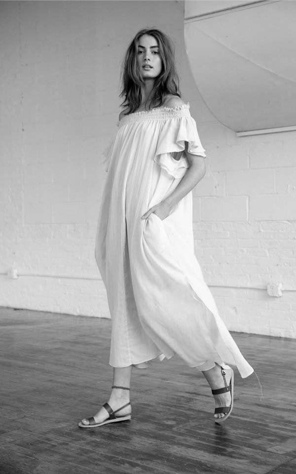 Hydra Dress in Silk | Loup Charmant