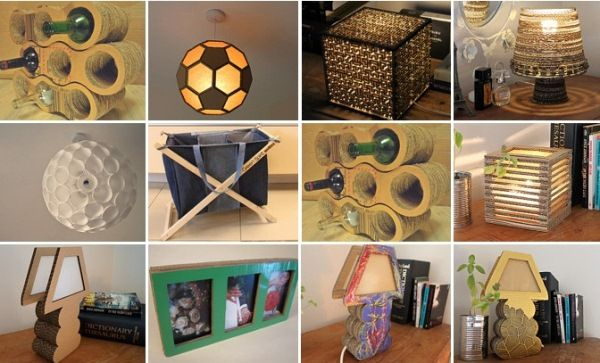 Different Recycled Ideas By Green Spirit Creations. Try It