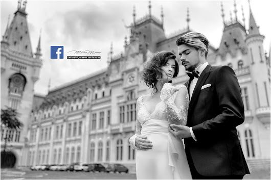 Palatul Culturii Iasi fotografie de nunta (Marian Moraru)
