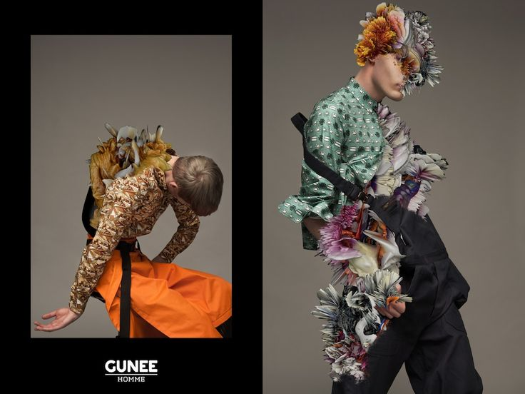 Studio Peripetie for GUNEE homme #studioPeripetie #guneehomme #campaign #ss16 #digitaleffect #3D