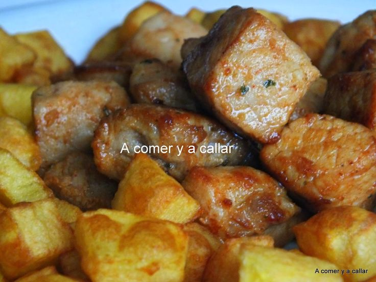 A comer y a callar: PICADILLO DE CHORIZO O ZORZA