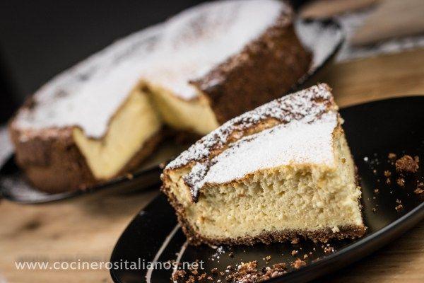 Ricotta Cheescake  Como hacer Tarta de Requeson