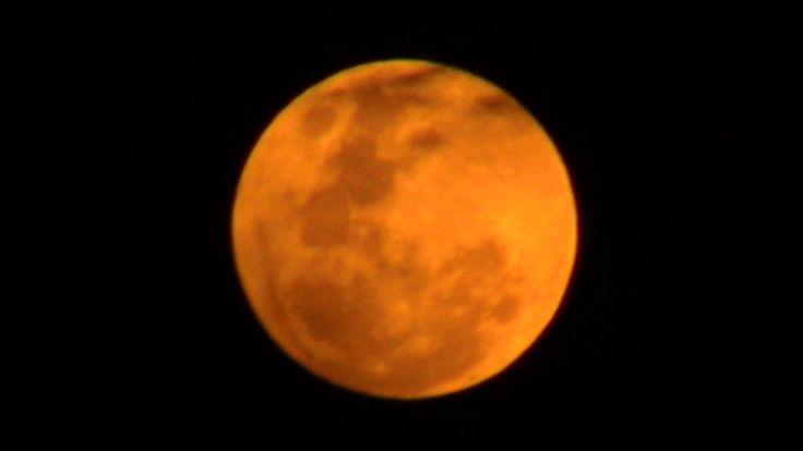 MVI 2445♣ La Luna Llena  Febrero 10 de 2017