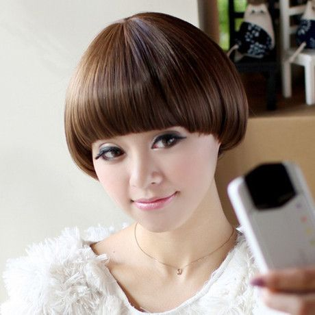 Outstanding 1000 Ideas About Mushroom Haircut On Pinterest Japanese Haircut Hairstyle Inspiration Daily Dogsangcom