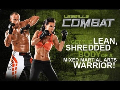 Les Mills Combat 60 Live Ultimate Warriors Workout ❤Sweety - YouTube