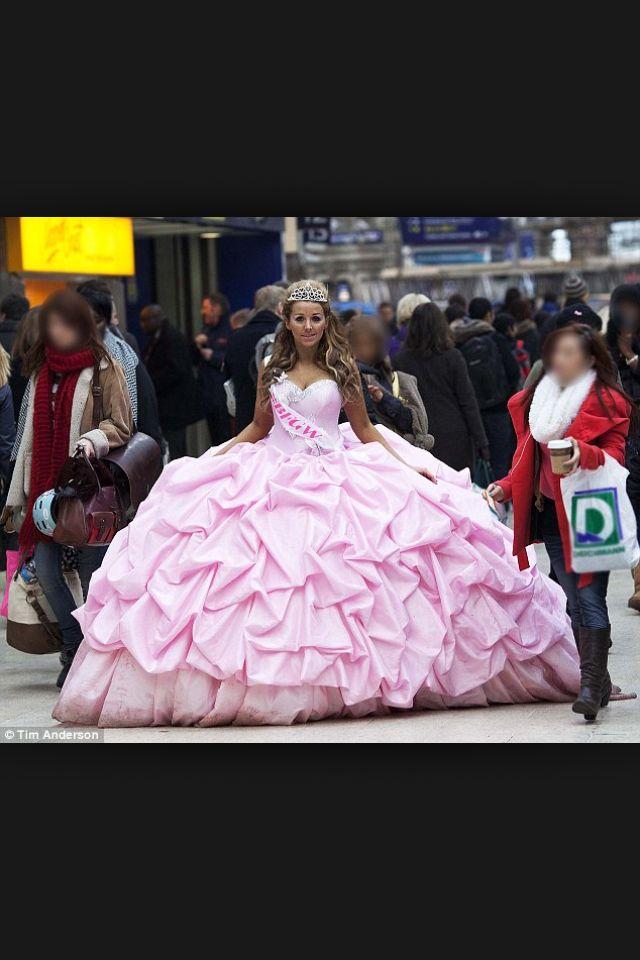 Famoso Grandes Vestidos De Dama De Grasa Gitanas Ornamento - Ideas ...