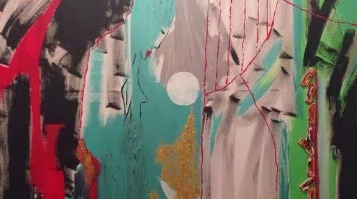 """Mostre a Cagliari: Esposizione artistica di Emanuela Zoncu dal titolo """"Colori a soq-quadro"""" organizzata da Marta Medde presso il White Cafè Cagliari in Via Sonnino 119, a Cagliari, domenica 2 febbraio 2014 con inizio alle 21.30.  #MostreCagliari"""