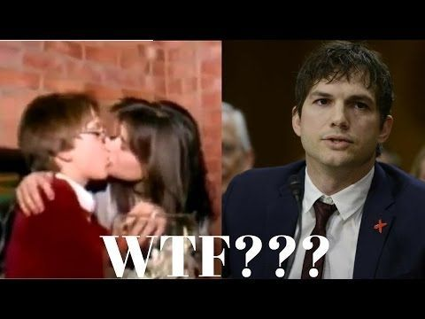 PEDOGATE- DISGUSTING footage of Demi Moore + McCain institute, THORN, Ashton Kutcher - YouTube
