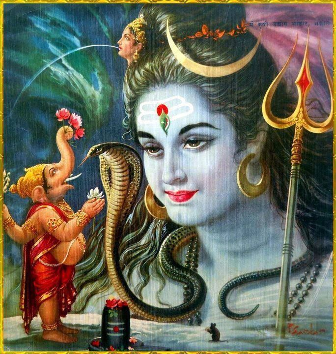 Shiva / Ganesh