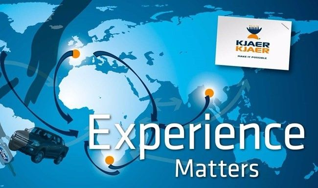KJAER &KJAER offers many delivery options to offer you peace of mind! Allow us to take the hassle out of global logistics. #WhyKjaer http://qoo.ly/greff