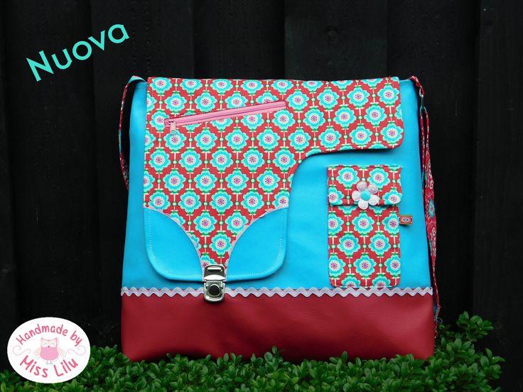 Tasche Nuova, Handmade by Miss Lilu Ebook hier: http://de.dawanda.com/product/95794591-ebook-nuova