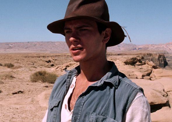 River Phoenix Death   River Phoenix in his final film, Dark Blood .
