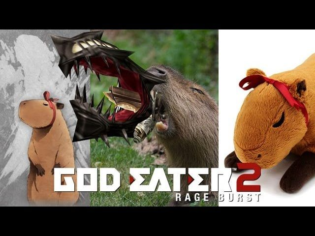 God Eater 2: The Final Chow Down - http://gamesitereviews.com/god-eater-2-the-final-chow-down/