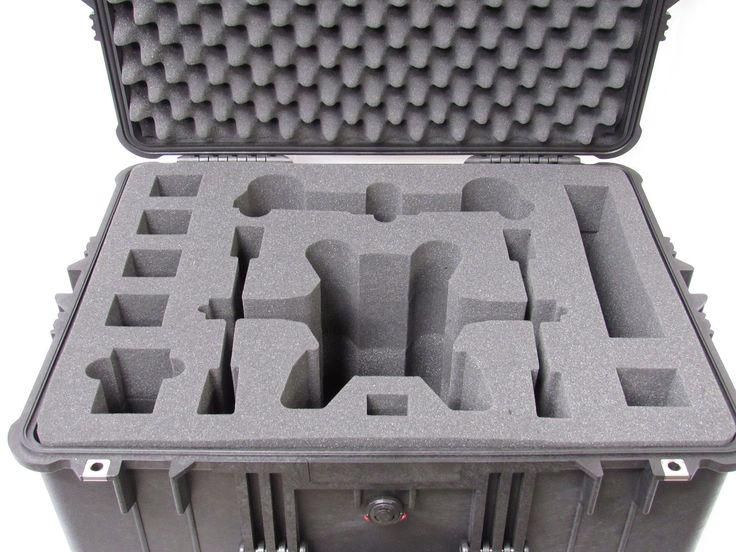 Yuneec Typhoon H Drone Foam Insert for Pelican Case 2750 (Foam Only)