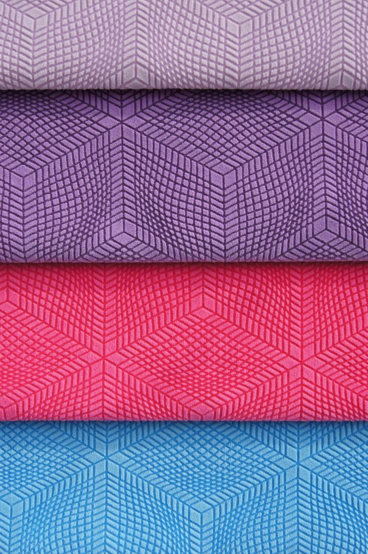 Futuristic fabrics from Karim Rashid. Collection Globalove available at Dekoma. #microfibres #performancefabrics #printingtechnology #easytocleanwithsoapandwater