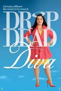 Drop Dead Diva... awesome show.  Great premise and it's nice to see a show where body image issues are discussed out in the open.