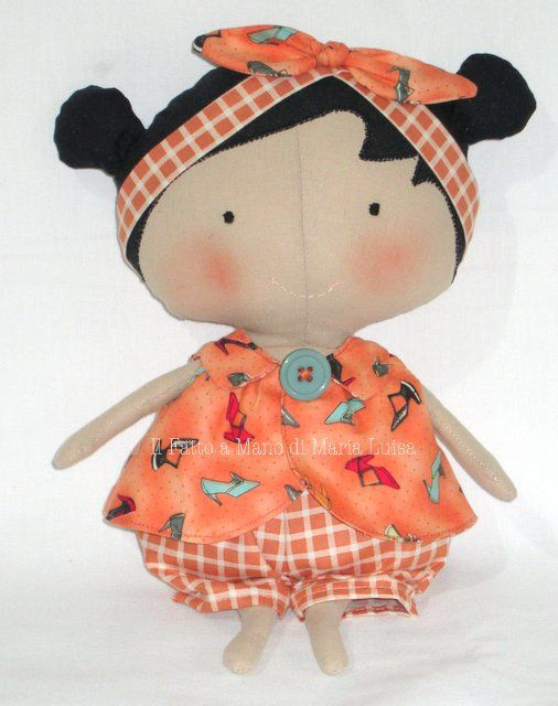 Sweetheart Doll by Tilda