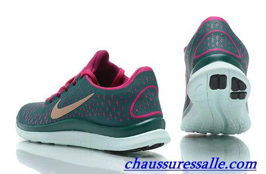 Vendre Pas Cher Chaussures Nike Free 3.0V4 Femme F0014 En Ligne.