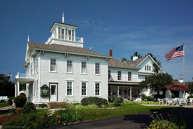 Cupola House, Egg Harbor, WI