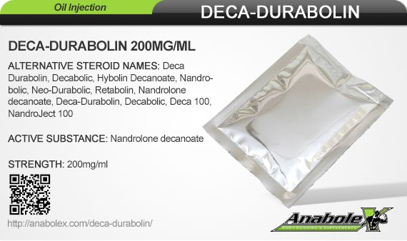 Deca-Durabolin is used to treat anemia associated with chronic (long-term) kidney failure. Visit our website to learn more.