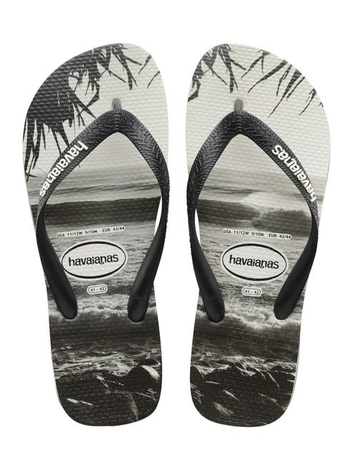 Havaianas Mens Top Photoprint Flip Flops