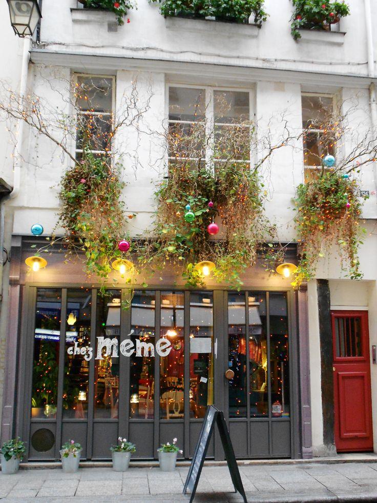 Chez Mémé (2ème) © Mathieu Delmestre