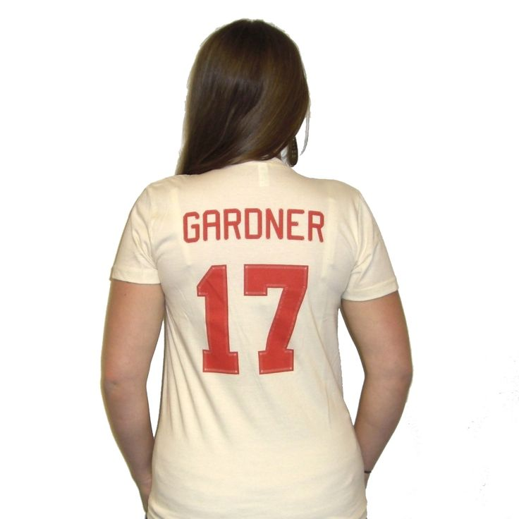 Evelyn Gardner Peaches T-Shirt Costume A League of Their Own