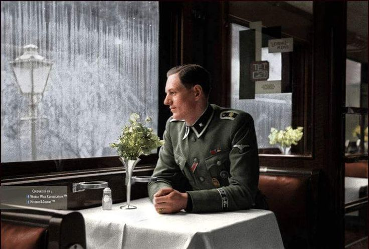 Rochus Misch (29 July 1917 – 5 September 2013) was a German Oberscharführer. For the invasion of Poland in September 1939, his regiment was attached to the XIII Army Corps, a part of the 8th Army....