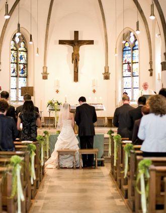 Trauung katholisch atheist