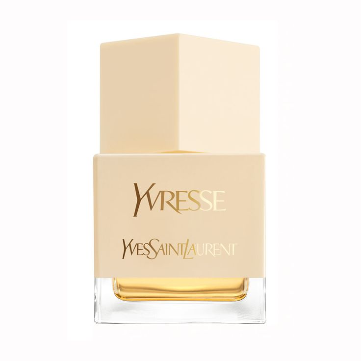 Yvresse - Eau de Toilette Spray  In 1993 A new fragrance for women is being launched: its name is so audacious it is banned. In 1996, it will be renamed Yvresse.   It was Yves Saint Laurent Champagne