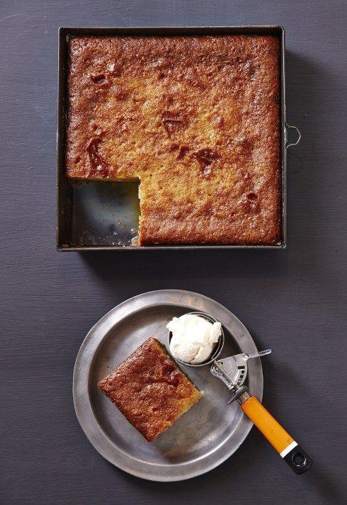 Malvapoeding soos dit pronk in die kookboek Kokkedoor (Human & Rousseau) #BakingMemories