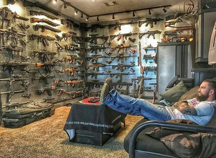 17 best images about gun room on pinterest man cave for How to build a gun safe room