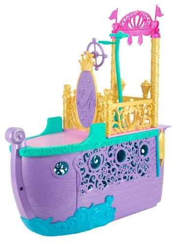 Disney Princesses – Y0941 – Accessoire Poupée – Le Navire Royal | Your #1 Source for Toys and Games