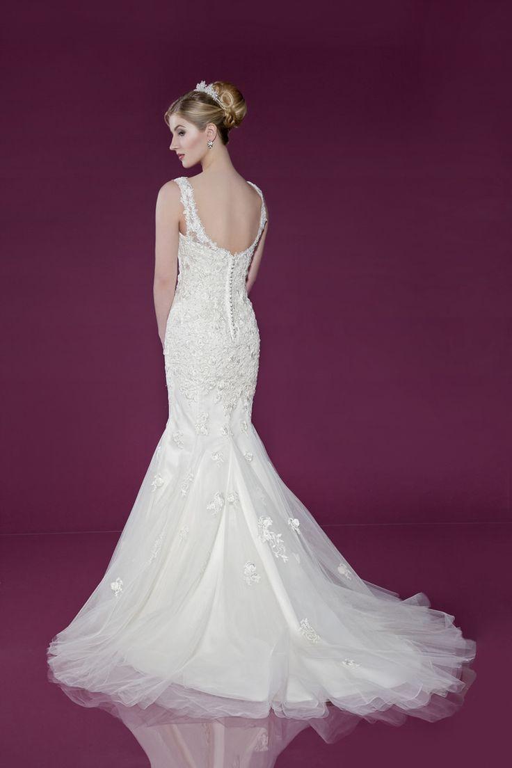 8 best White Rose wedding dresses at Wedding Belles of Otley images ...