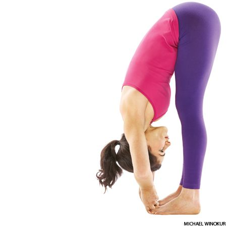 Big Toe Pose gently lengthens and strengthens even stubbornly tight hamstrings.