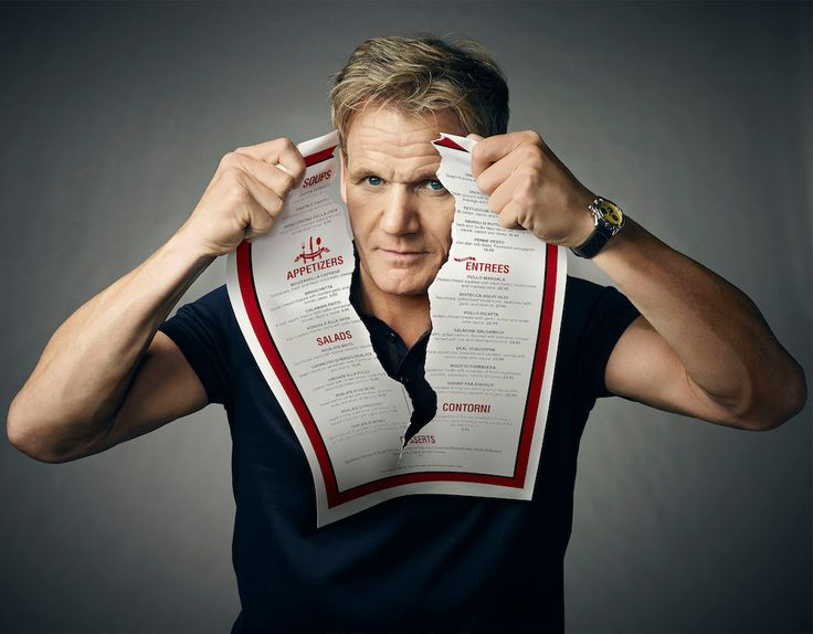 The One Thing Gordon Ramsay Refuses to Eat, No Matter�What