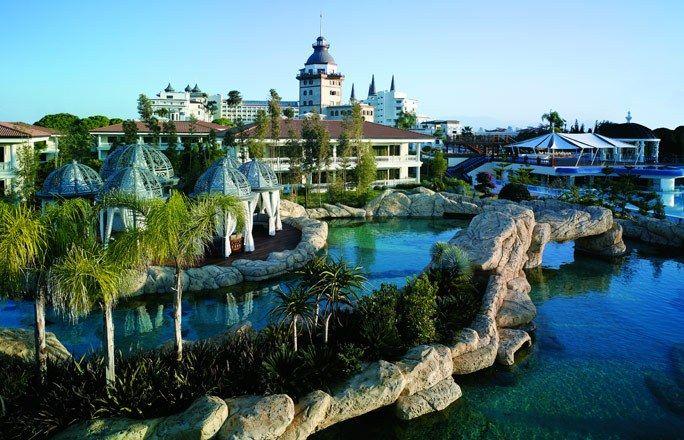 Hotel Mardan Palace Antalya (Turquía)