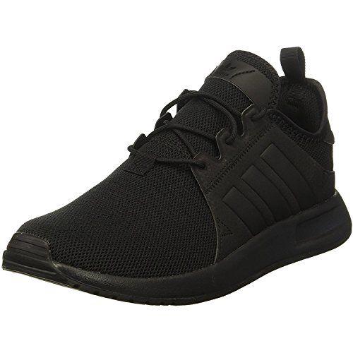 4f18fbaccb285 adidas Originals X_PLR Black Textile 6 M US Big Kid * Amazon most ...