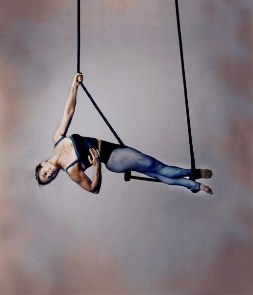 Trapeze move I would like to learn