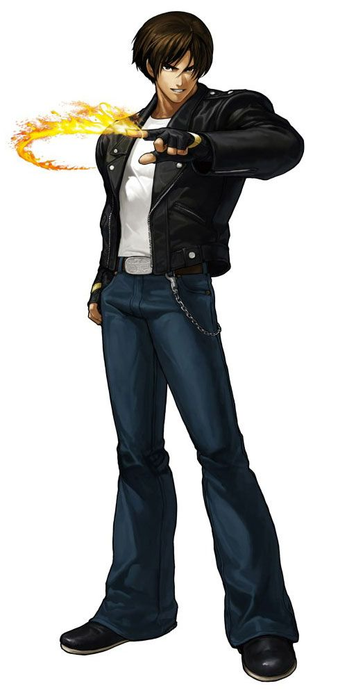 Kyo Kusanagi - Pictures & Characters Art - King of Fighters XIII